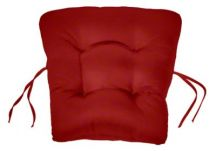 tufted chair back cushion