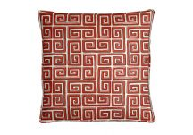 Robert Allen Neo Keys Poppy Pillow