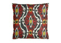Premier Prints Sherpa Timberwolf Red Pillow