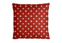 Premier Prints Ikat Dots Lipstick Pillow
