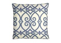 Highland Taylor Gates Indigo Pillow