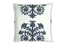 Robert Allen Top Motif Berry Crush Pillow