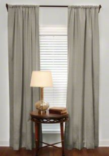 Rod Pocket Drapes