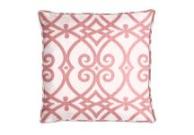 Highland Taylor Gates Blush Pillow