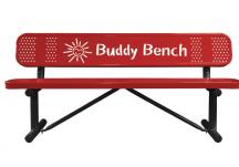 Leisure Craft Buddy Bench