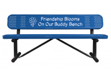 Leisure Craft Friendship Bench