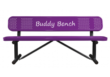 Leisure Craft Basic Buddy Bench