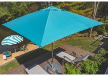Monterey 10' Square Giant Market Umbrella