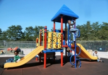 Small Preschool Playground