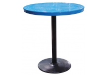 pedestal table, picnic table
