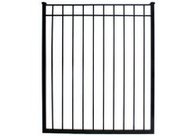 steel fence gate, pool gate, commercial steel pool gate, steel gate, commercial steel gate, resident