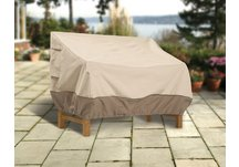 outdoor patio bench cover, patio bench cover, outdoor furniture cover, bench cover