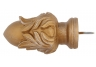 Crowned Acorn Finial
