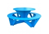 Round Activity Table - Blue