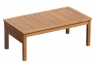 Miami Teak Rectangle Coffee Table