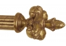 drapery finial, drapery hardware, decorative hardware