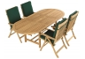 Teak Family Table