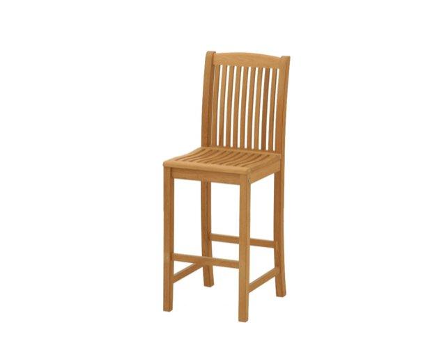 Teak Royal Bar Stool Teak Furniture Outlet